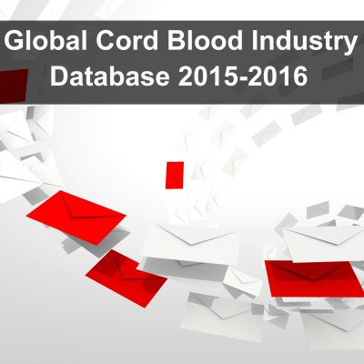 Global Cord Blood Industry Database 2015-16