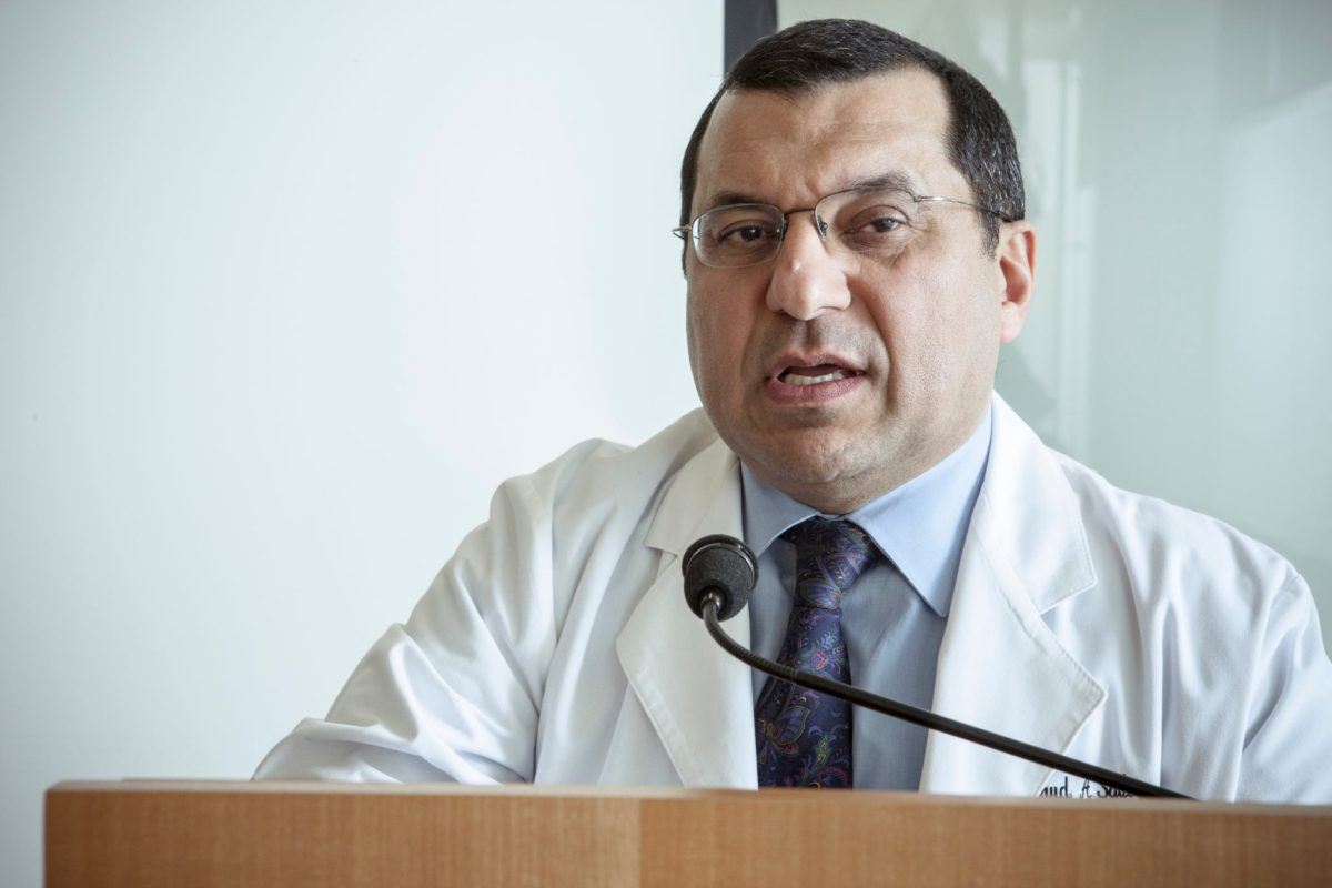 Stem Cell Therapy Shows Promise for Treatment of MS - Q&A with Dr. Sadiq of the Tisch MS Research Center of NY