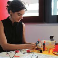 Μυρτώ Λάβδα: η τέχνη και η δημιουργικότητα στην εκπαίδευση