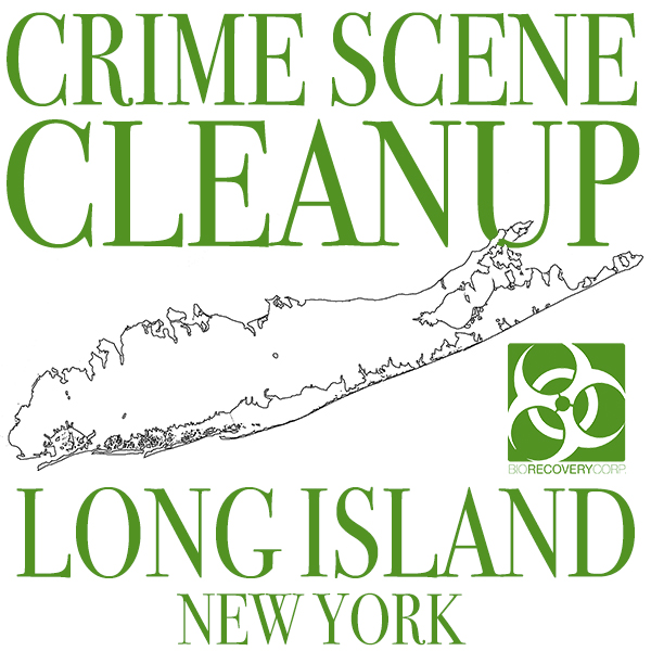 Crime Scene Cleanup Long Island, NY