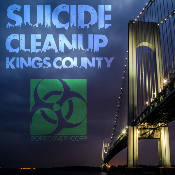 Using a suicide cleanup service so you can focus on grieving