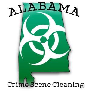 Alabama Crime Scene Cleanup