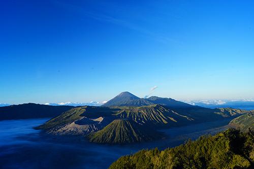 Bromo Vulcano East Java