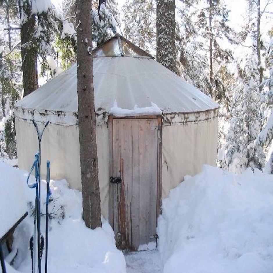 Wilderness Yurts