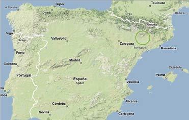 Birding Hotring northeast Spain