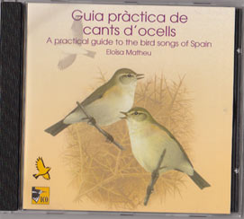 Practical guide to the bird songs of Spain