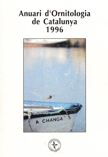 Catalan Bird Report 1996