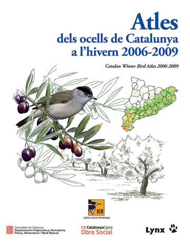 Catalan Winter Bird Atlas