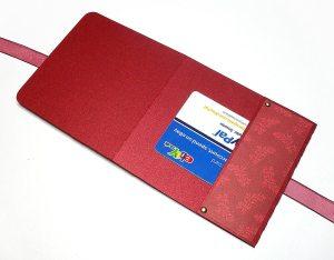 sleigh gift card holder 2
