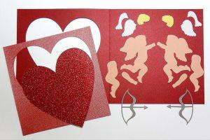 Cupid Suspension Card 1