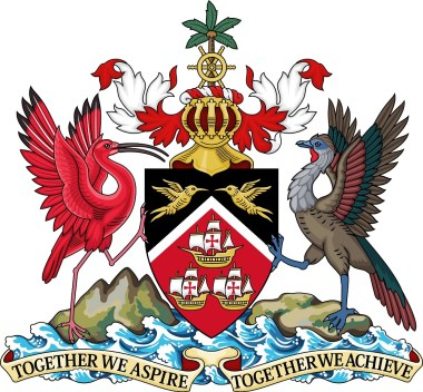 The Scarlet Ibis is featured on the nation's Coat of Arms, along with the Rufous-vented Chachalaca, the national bird of Tobago.