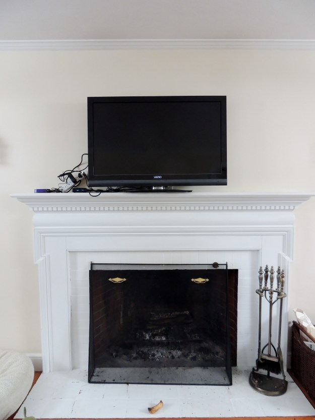 MQ Fireplace