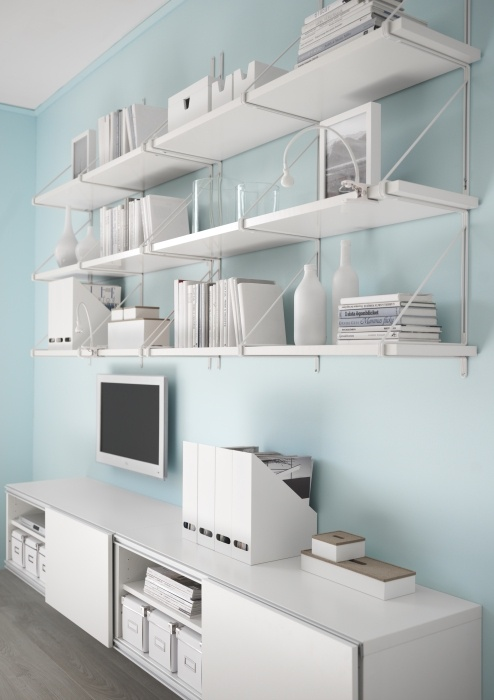 MediaWall-Shelves