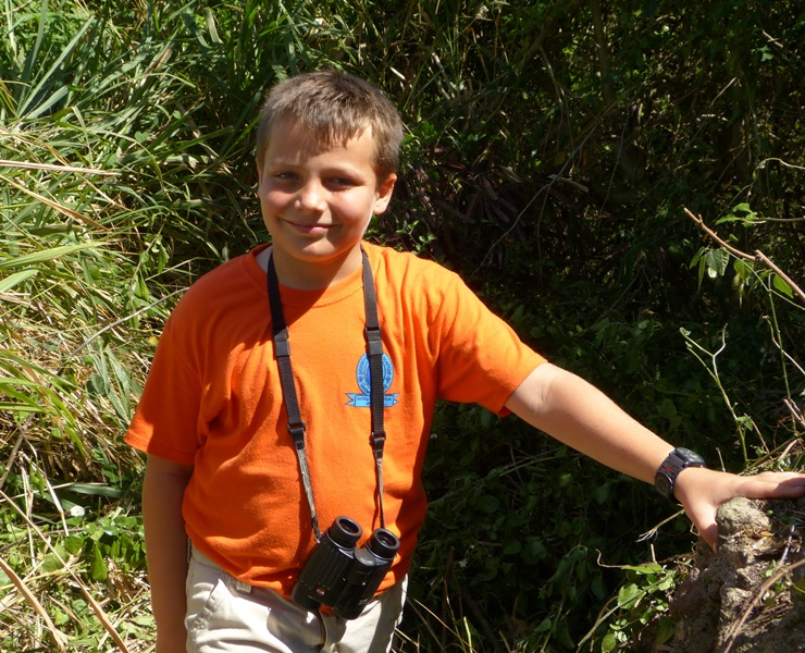 Henry-another-young-birder