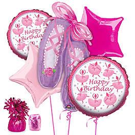 ballerina balloon
