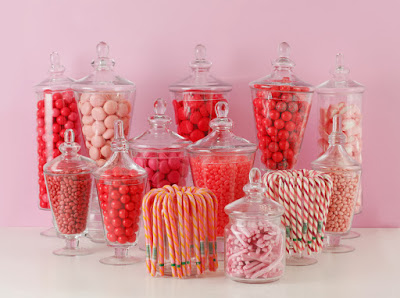 candy_buffet_ideas birthday party ideas