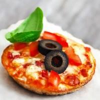 olive tomato Pizza