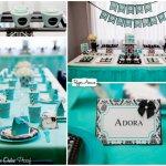 Tiffany Birthday Party Ideas