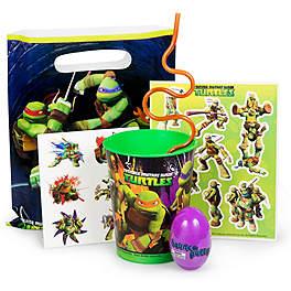 Ninja Turtle Birthday Party Ideas favor