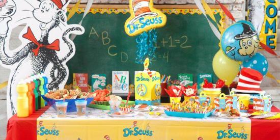 dr seuss birthday