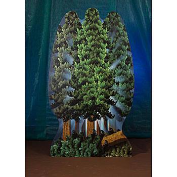 tree standee