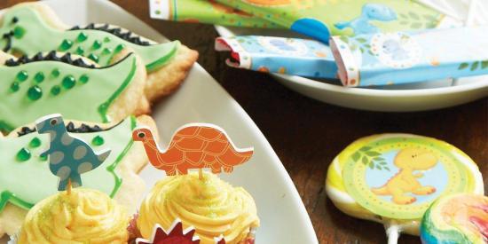 Little Dino 1st Birthday Party