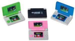 Geddes Game Eraser Assortment