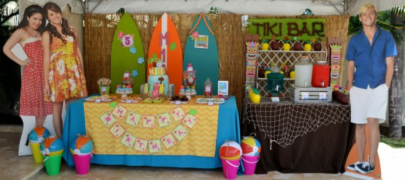 Pool Party Ideas For Teens image of pool party ideas for teenagers Teen Beach Movie Birthday Party Ideas