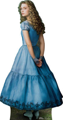 Alice in Wonderland Life Size Standee