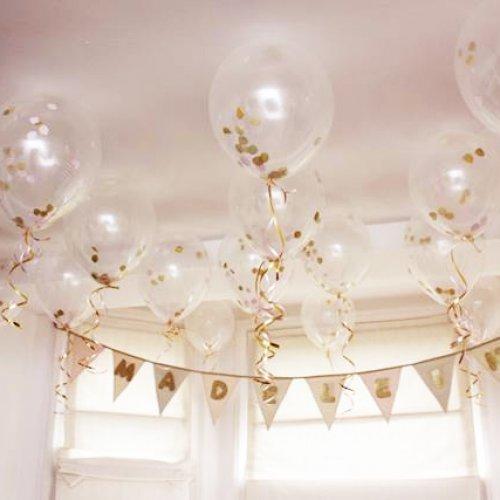 Confetti Balloons