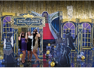 Great Gatsby Party Supplies