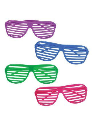 Pairs of 80's Sunglasses - Party Favors