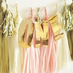 All That Glitters & Gold Party Supplies