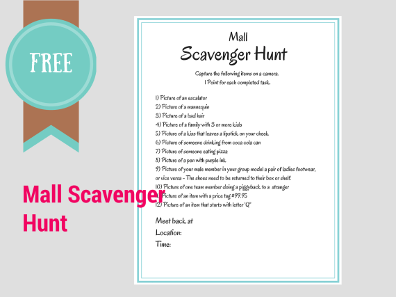 free_scavenger_hunt_game_mall