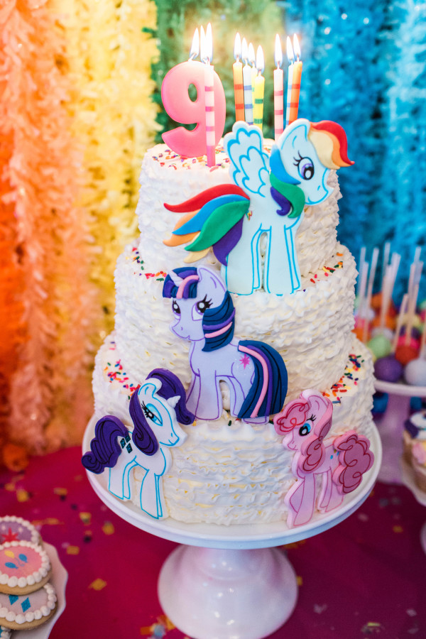 My Little Pony Birthday Party Birthday Party Ideas Amp Themes