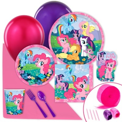 my little pony party package