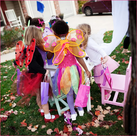 Fairy Sweet Magic Birthday Party ideas