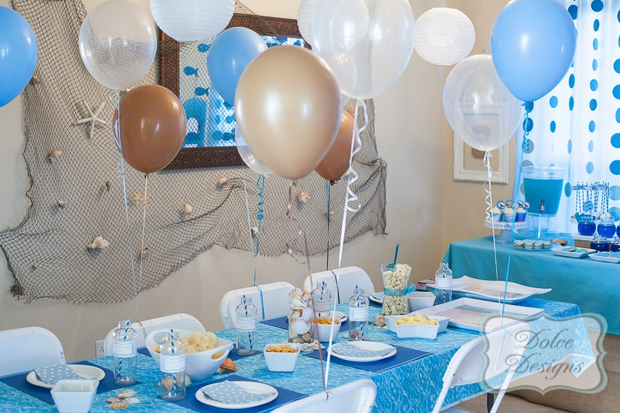 Under the Sea Birthday Party - Birthday Party Ideas & Themes