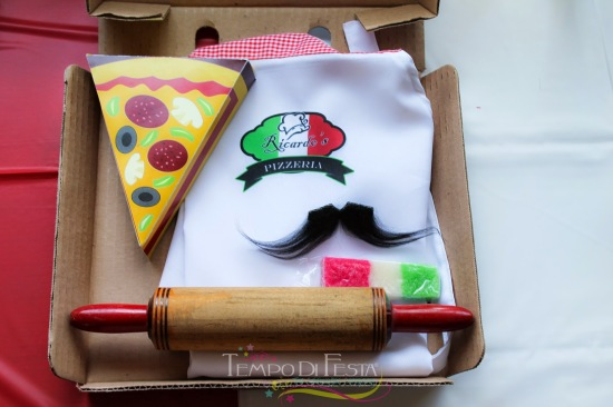 pizza party bags
