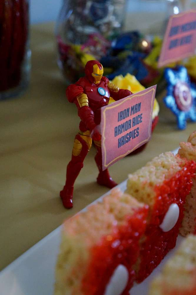 Ironman Birthday Party Birthday Party Ideas Amp Themes