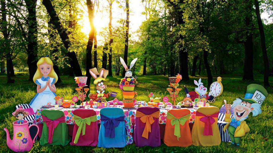 Mad Hatter Tea Party Birthday Ideas amp Themes