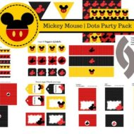 Free Mickey Mouse Printable