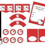 Free Hello Kitty Printable