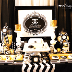 Fabulous and Classy Coco Chanel Party