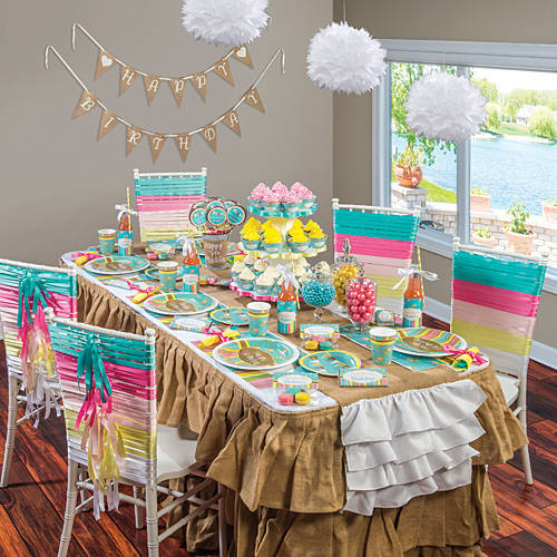 sugar and spice birthday party decorations and supplies