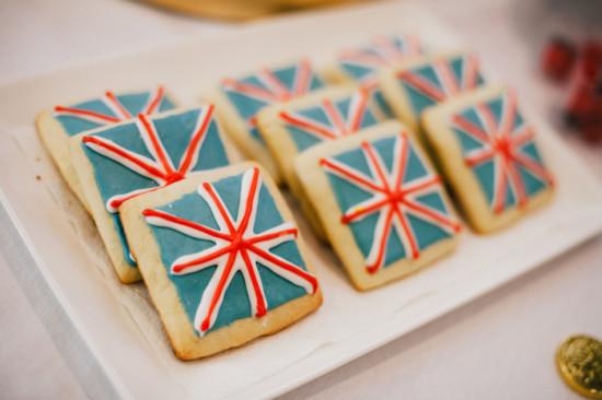 Royal London Birthday Cookies