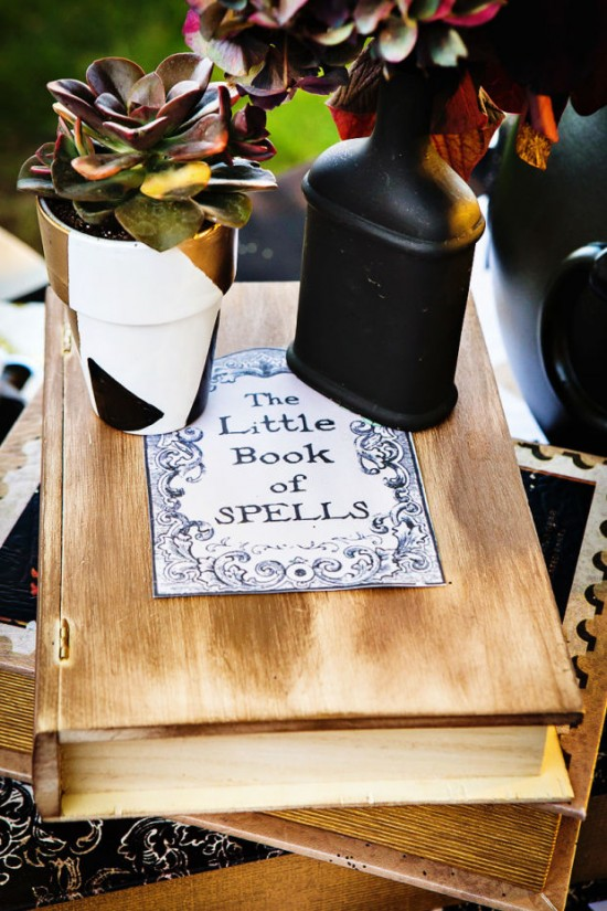 Modern-Harry-Potter-Party-Spell-Book