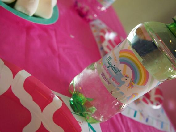 Rainbow-Unicorn-Birthday-Party-Magic-Water