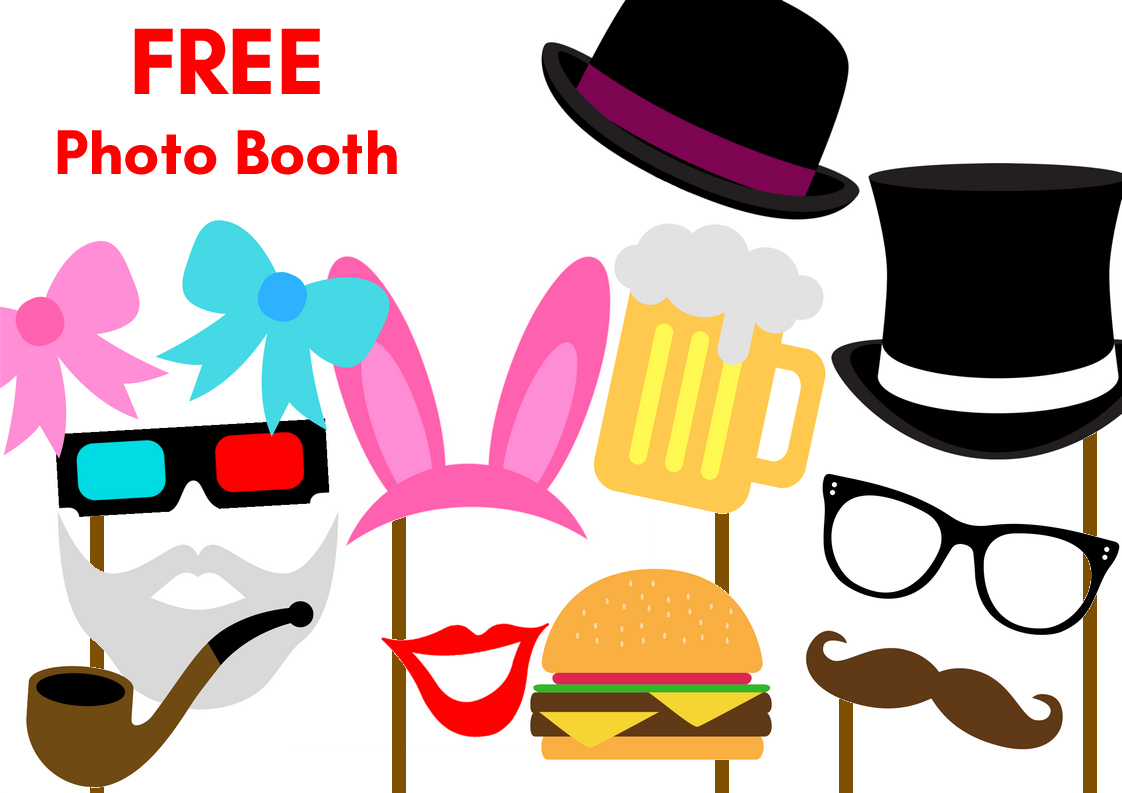 free printable party photobooth props birthday party ideas themes