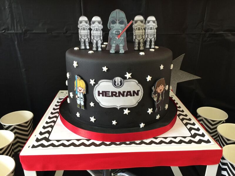 Iconic Star Wars Birthday Party Birthday Party Ideas Themes